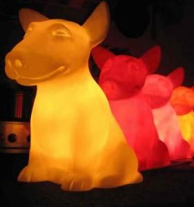 Bull-Terrier-dog-lamp